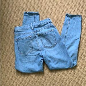 Everlane Jeans - Everlane high rise skinny jeans